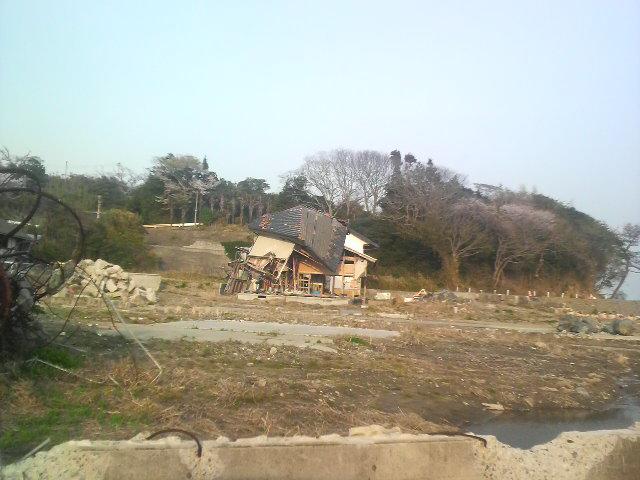 東日本大震災から1年・・・